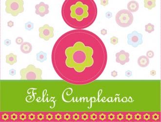 feliz cumpleaños – buon compleanno