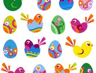 uova di Pasqua e pulcini – Easter Eggs and chicks
