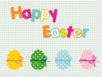 Buona Pasqua, 4 uova – Happy Easter, eggs