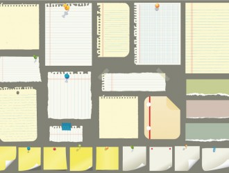 fogli – post it – note papers