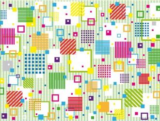 sfondo astratto quadrati – abstract background squares