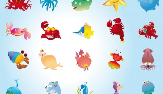 20 pesci – fishes