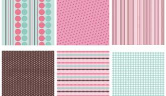 6 pattern geometrici – geometric pattern