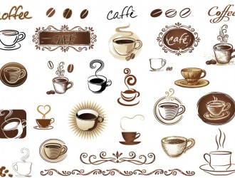 tazze caffè – cups of coffee