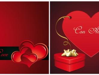 biglietti con amore – with love cards