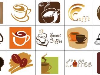 15 loghi caffè – coffee logos