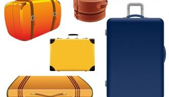 5 valigie – suitcases
