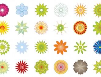 24 fiori – flowers