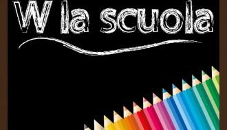 w la scuola – w the school