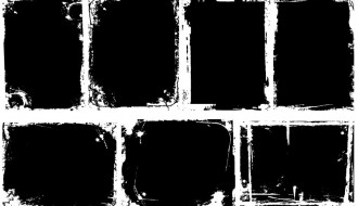 7 cornici grunge – grunge bordes frames