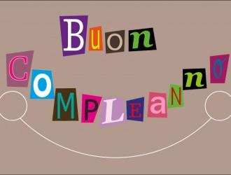 buon compleanno lettere