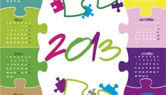 calendario puzzle 2013