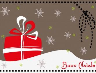 buon Natale regalo – merry Christmas gift