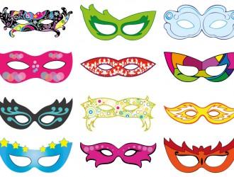 12 mascherine – masks