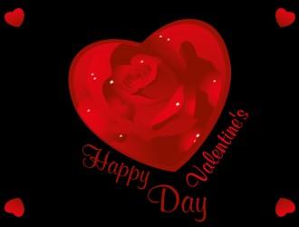 cuore con rosa – rose in the heart