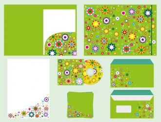 identità aziendale fiori – floral corporate identity_01