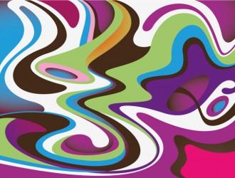 sfondo astratto colorato – abstract colorful background