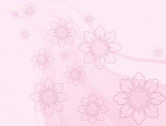 sfondo rosa fiori – pink floral background