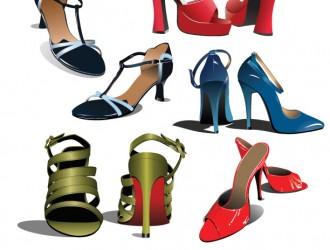 5 scarpe – shoes