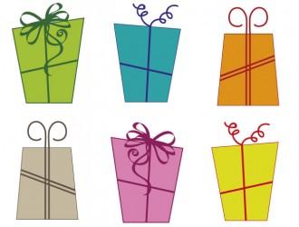 6 scatole regalo – gift boxes