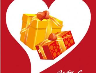 biglietto amore 2 regali – love card 2 gifts