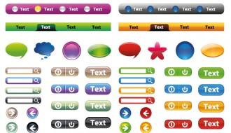 bottoni – pulsanti – buttons