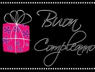 buon compleanno regalo fiori – happy birthday floral gift