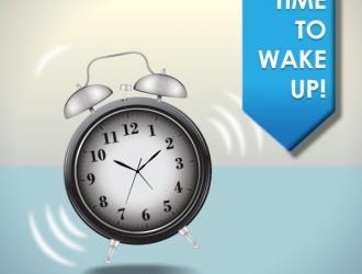sveglia – time to wake up