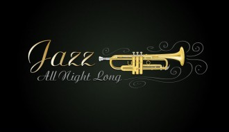Jazz Night Club Logo – tromba
