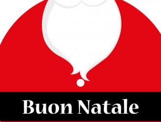 Buon Natale Babbo Natale – Merry Christmas Santa Claus