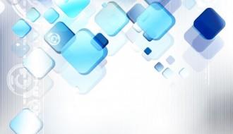 Abstract Background – sfondo astratto blu