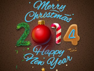 Buon Natale – Felice Anno Nuovo – New Year 2014 Christmas