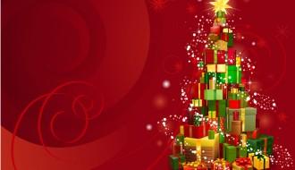 albero di Natale con regali – Christmas tree gifts