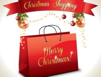busta Natale – Christmas Shopping