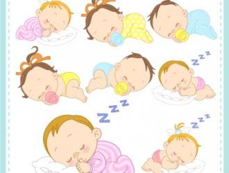 8 neonati – 8 babies
