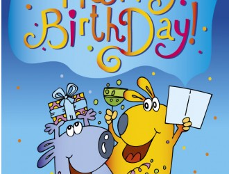 Birthday cards dogs – compleanno cagnolini