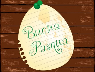 Buona Pasqua uovo notes – Happy Easter notes egg