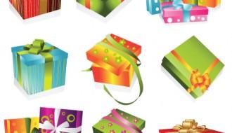 13 pacchi regali – gifts