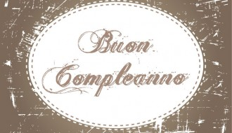 buon compleanno grunge – happy birtday