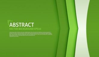 sfondo astratto – business background green style