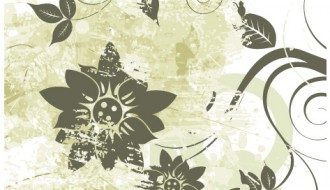 fiori – grungy flowers