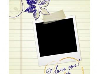 cornice fotografia – photo frame  love memories