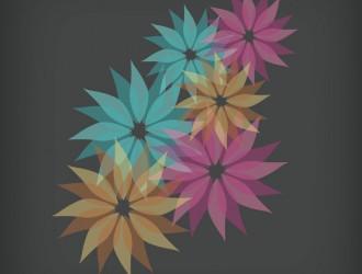 fiori trasparenti – transparent flowers