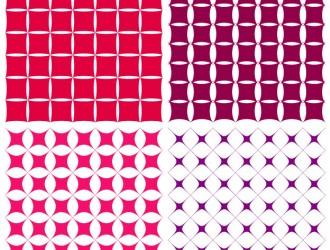 4 pattern geometrici – geometric pattern