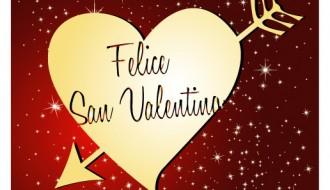 Felice San Valentino – happy Valentines day