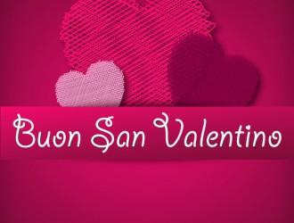 buon San Valentino 3 cuori – Valentines day