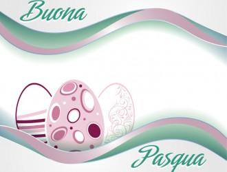 Buona Pasqua 3 uova – Happy Easter