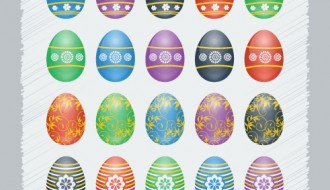 25 uova di Pasqua – Easter Eggs