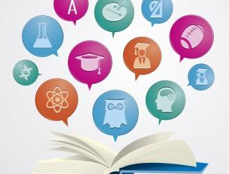 libro e icone accademiche – book academic icons
