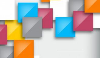 sfondo quadrati – corporate squares abstract background
